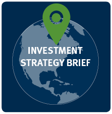 Investment Strategy Brief Podcast Icon